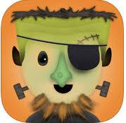 Mask Jumble (Halloween) - FREE