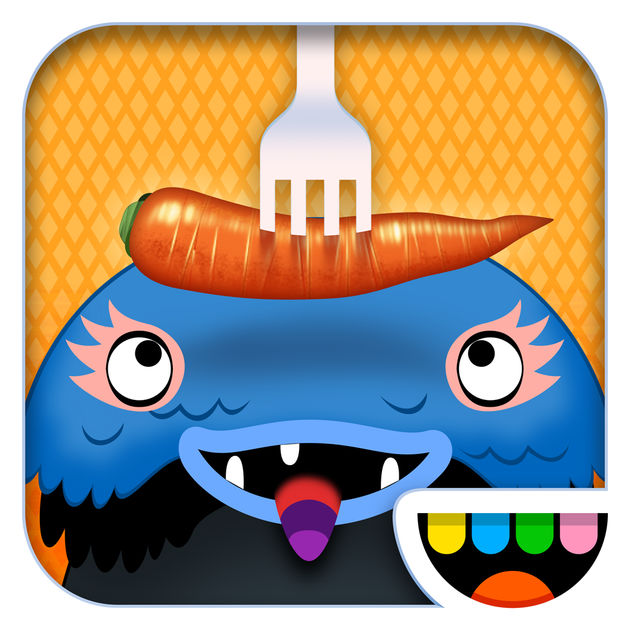 Toca Kitchen Monsters - £2.99