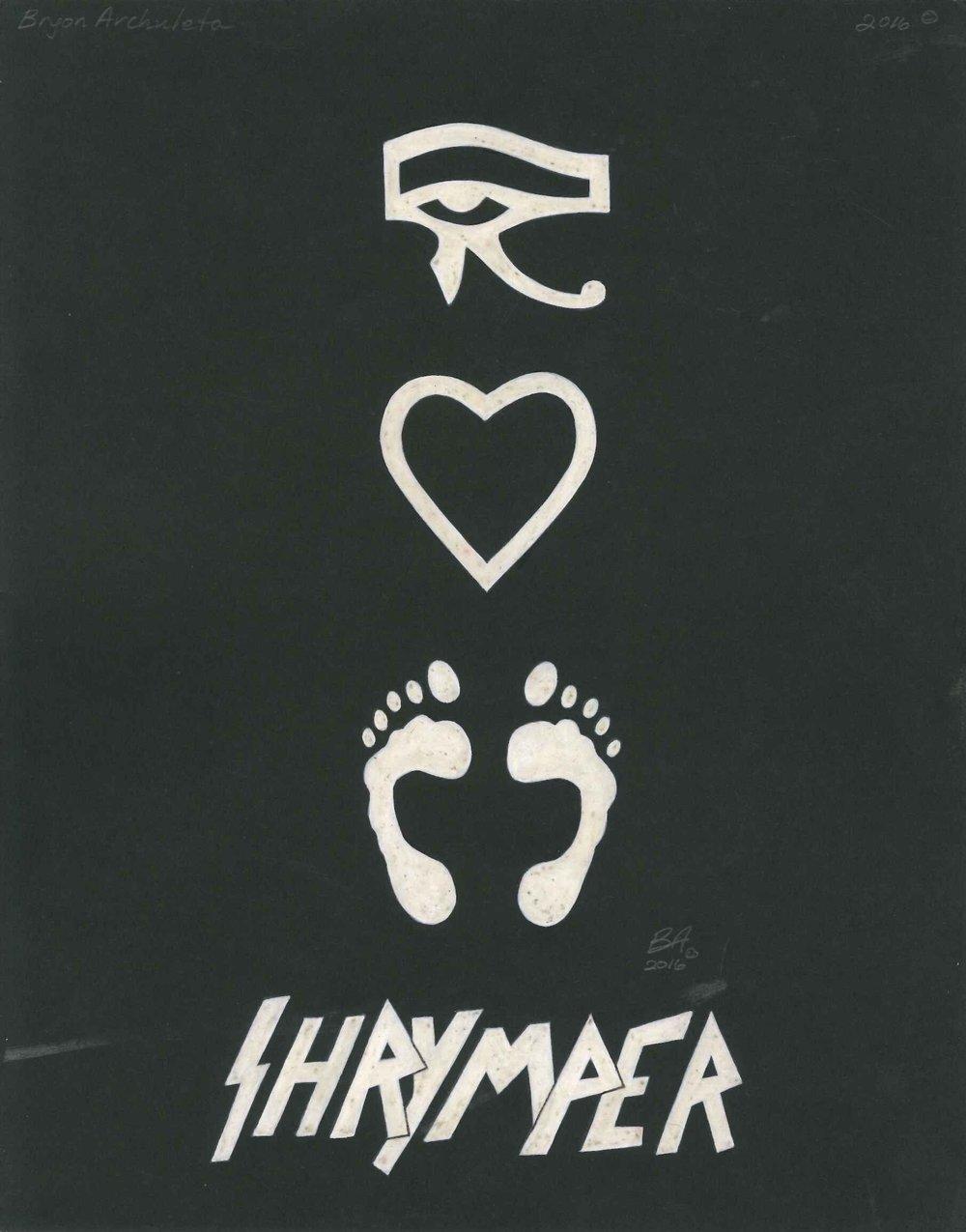 Shrymper (print)