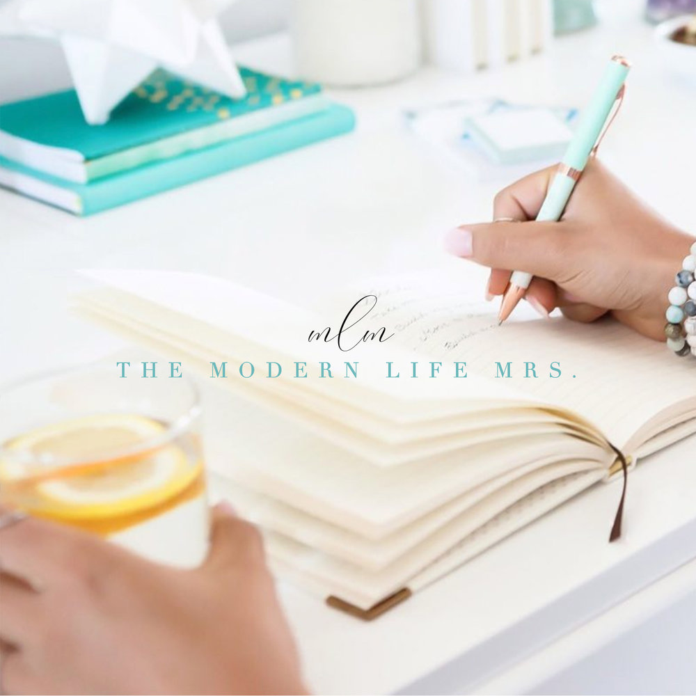 THE MODERN LIFE MRS.   | . LIFESTYLE BRAND & BLOGGER