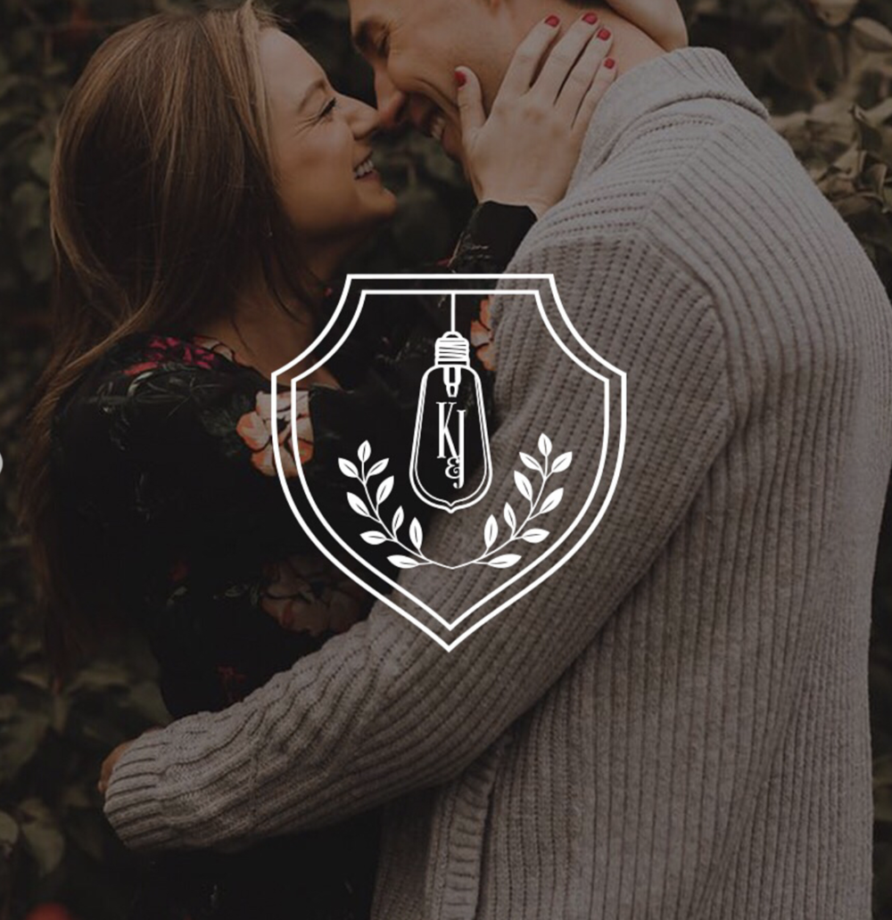 Katie & Josh Samuels   Wedding Branding | St. Paul, MN