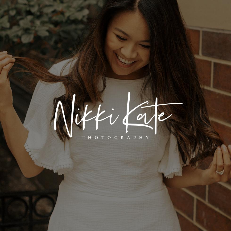 Nikki Kate Photography | Milwaukee, WI   Wedding Photographer | Brand Experience & Website