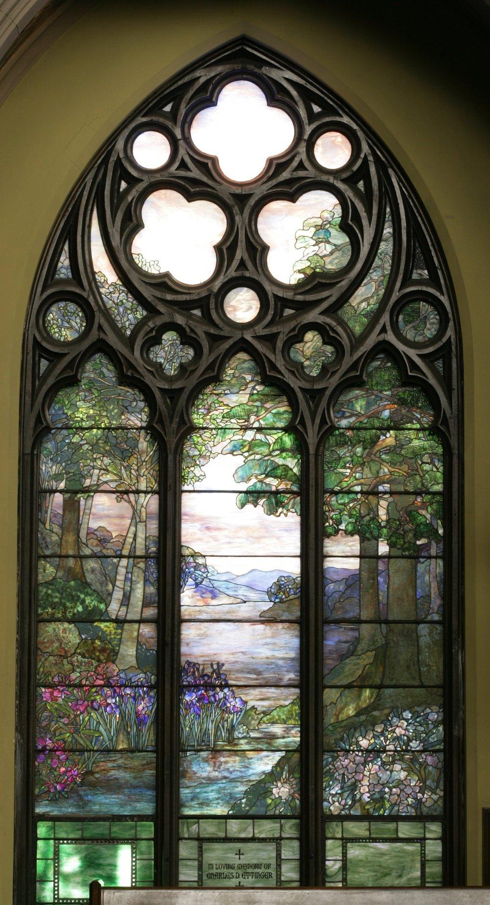 Pastoral Window