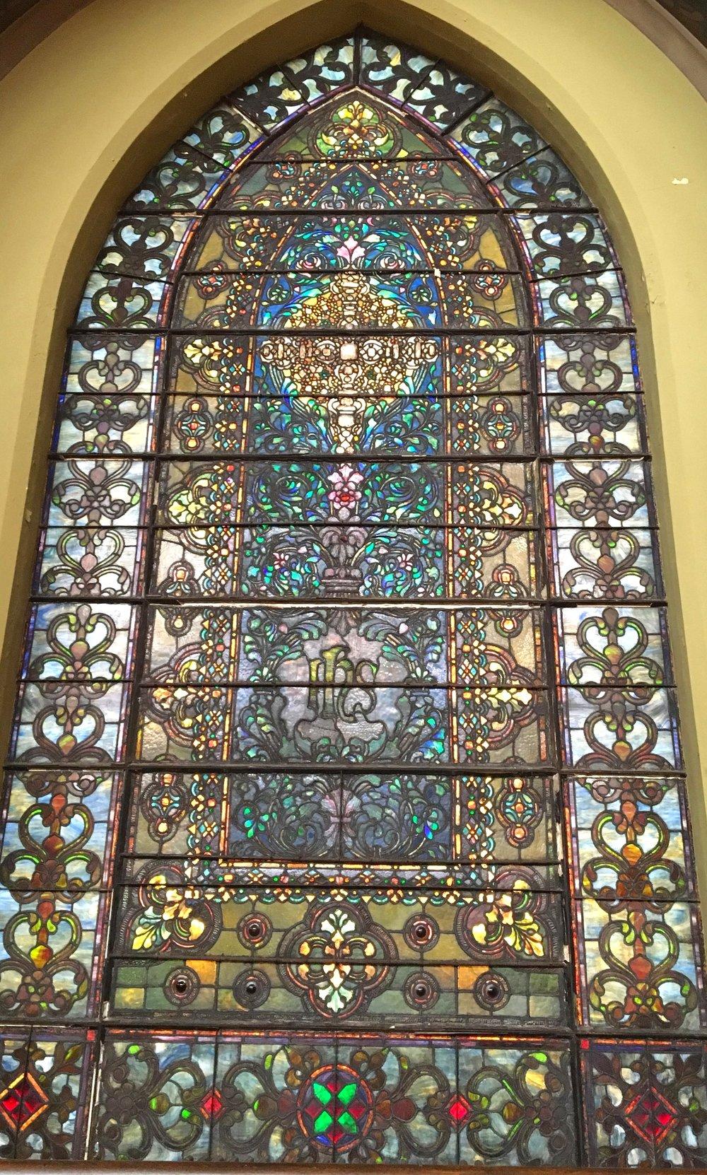 Jeweled Window