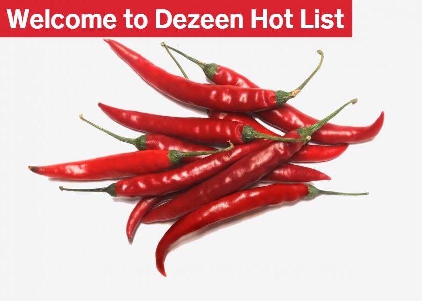 Dezeen Hot List — Henry Goss Architects