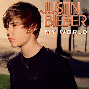 "APLUS write's "" Favorite Gi  rl "" for  Justin Bieber's  debut album,  My World . ( Favorite Girl reached #22 on Billboard's Hot 100 chart ; Available on iTunes)"