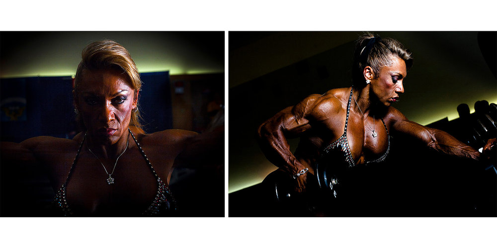 Female Bodybuilders (series) / Stern