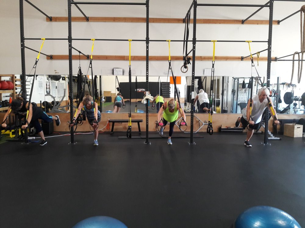 TRX Camp - Learn more