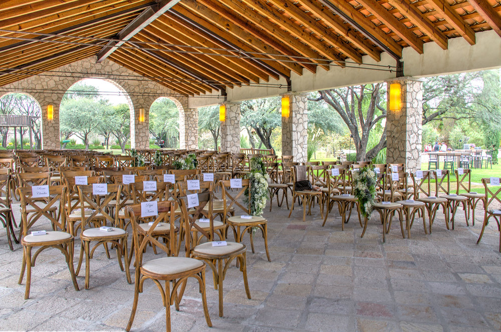 Copy of Ceremonia celebrada en la pérgola