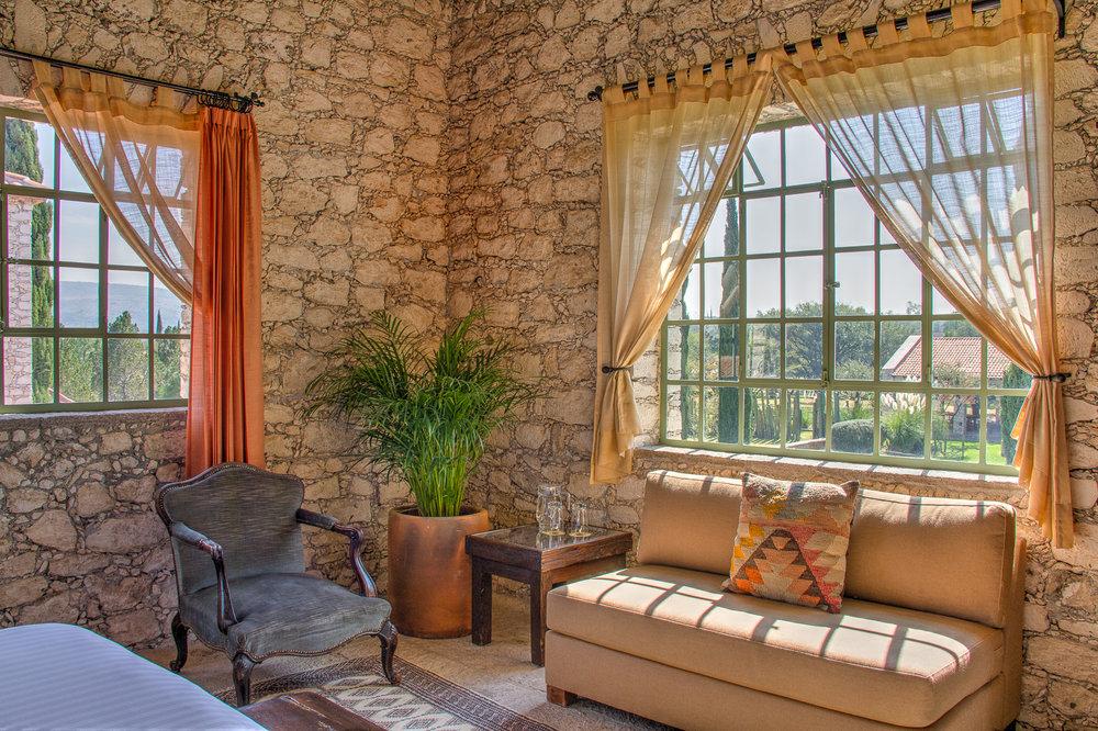 Sala de suite Ceiba