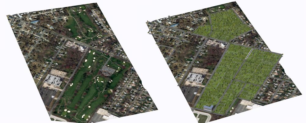 Greenfield Development  —  Brownfield Redevelopment  —  Smart City Analysis — Geodesign