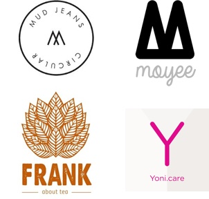 Some of the sustainable shops Klooker is partnering with.
