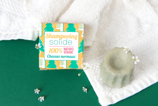 Shampoo bar  BPA-free and 100% vegan