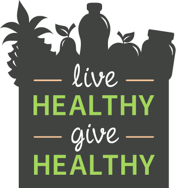 Live Healthy Give Healthy