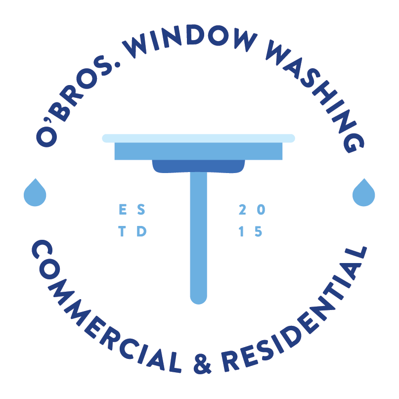 O'Bros. Window Washing and Home Services. Cleaning windows, gutters, roofs, and house around Wayzata, Minnesota.