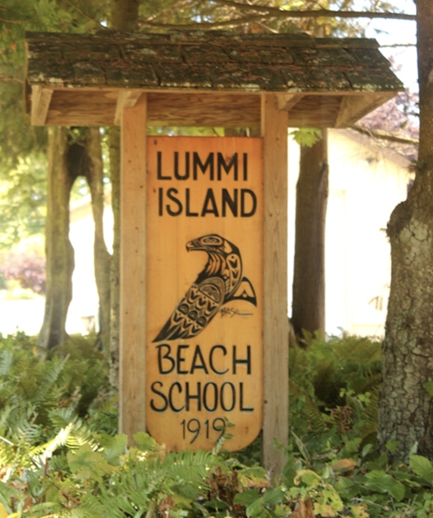 COMMUNITY CONTRIBUTION - COMMUNITY CONTRIBUTION: Participants are asked to make a modest donation to Beach Elementary School (on Lummi Island) by bringing an item from the school's
