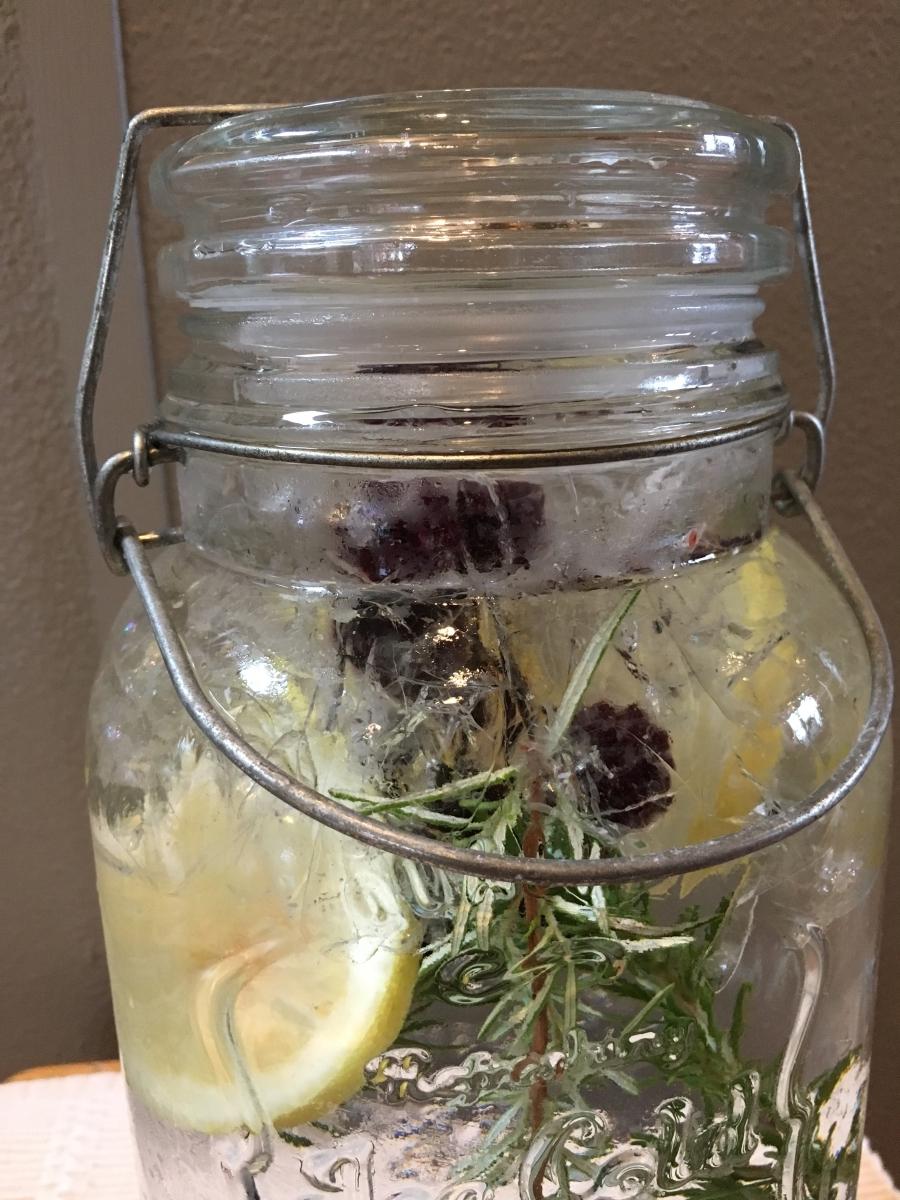 herbal infused waters