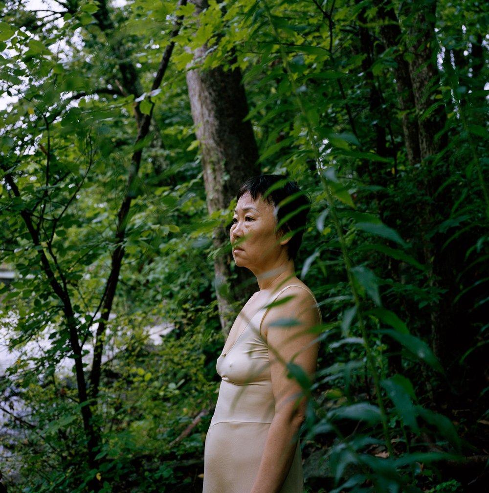 MeeWha Alana Lee  /  Back