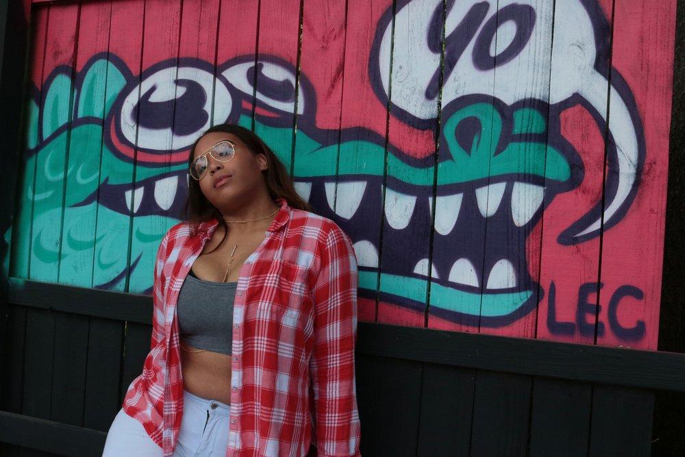 All Night Sunglasses #styledbyshamoya