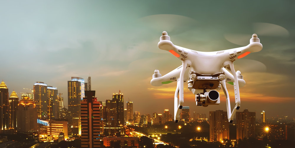 FAA Part 107 CommercialDrone Licensed -