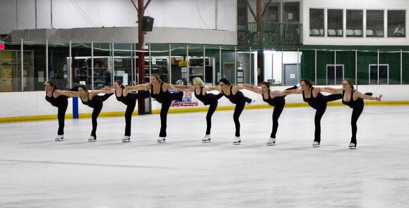 STARS OF AUSTIN Synchronized Skating:   The Stars of Austin Figure Skating Club is a group of skaters and parents that encourage and support recreational figure skating in the Austin area. We have 3 competitive synchronized skating teams within our club. We are always looking to grow our teams.  Synchronized team skating is a growing discipline in figure skating. It is a highly technical form of team skating characterized by speed, accuracy, intricate formations, and breathtaking transitions typically performed by teams of 8-20 skaters.  All ages and levels are welcome.   The Stars of Austin Figure Skating Club is the only Austin-based competitive synchronized skating program and train at Chaparral Ice in Austin. The teams also compete in the Ice Skating Institute (ISI) recreational competitions and are 2004-2017 ISI World Synchronized Champions.  For more information about the Stars of Austin Figure Skating Club, visit:  www.starsofaustinfsc.com