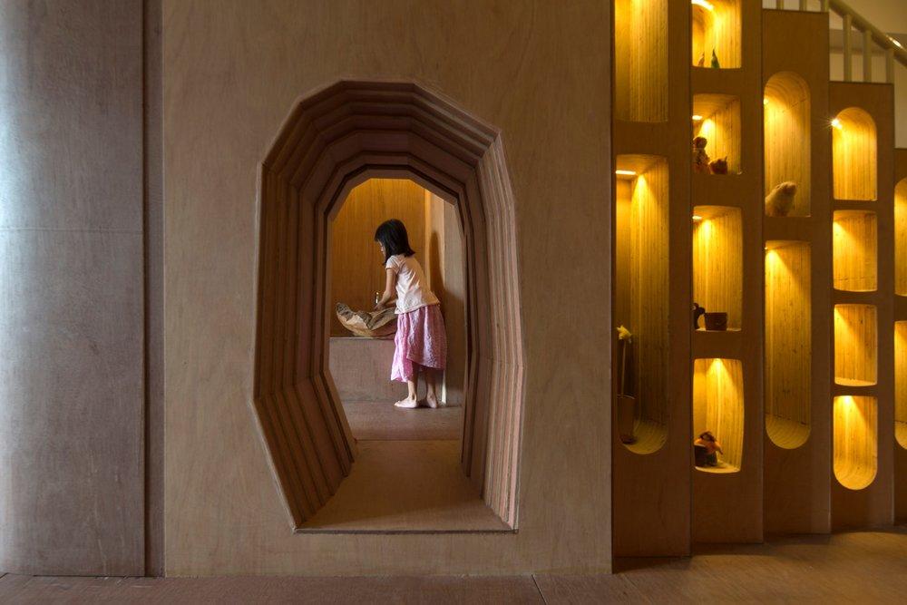 Jardin d'enfant Waldorf au Singapour  Wondrous Light Children's House