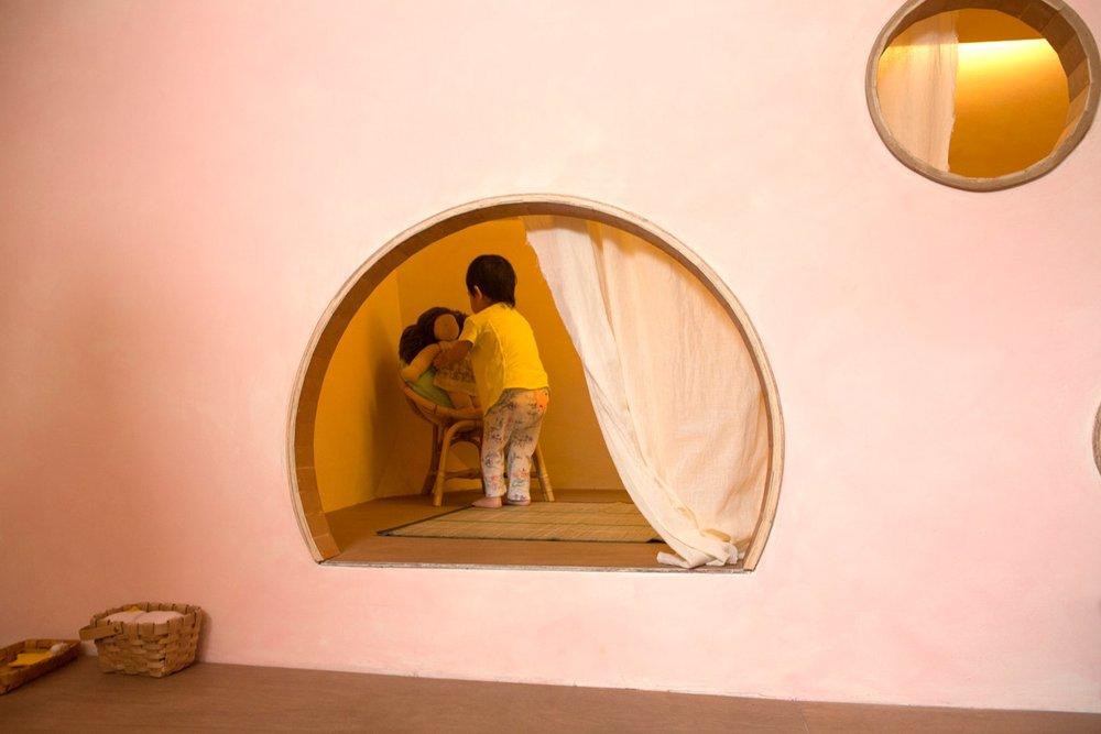 Jardin d'enfants Waldorf au Singapour  Wondrous Light Children's House