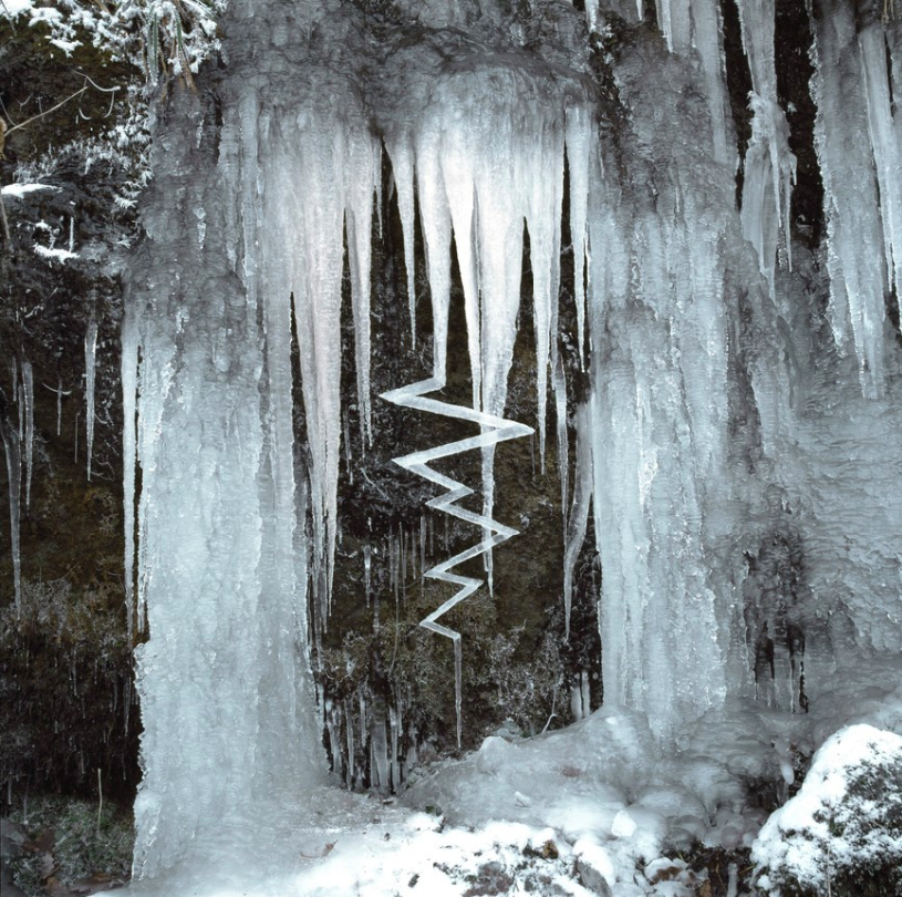Illustration 2 :  Reconstructed icicles , 2010