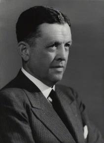 Sir Robert Bruce Lockhart (1887-1970), en 1939.