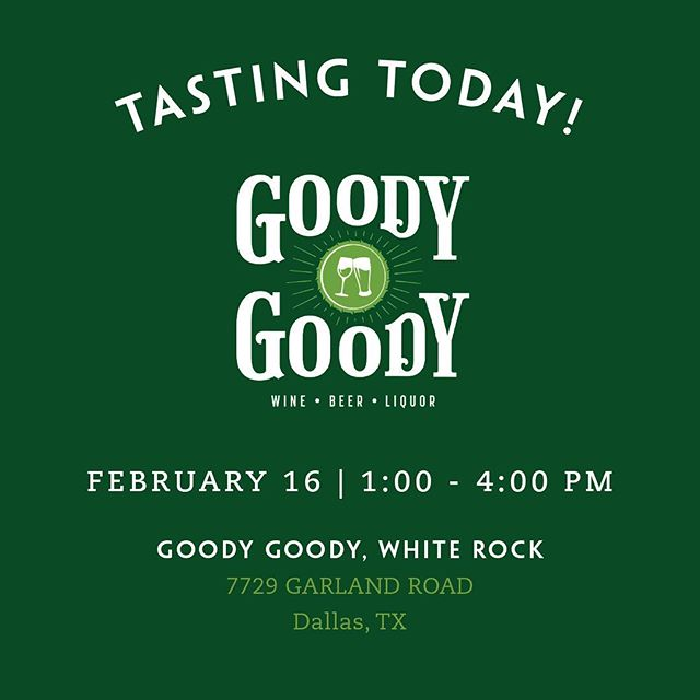 "Ever tasted a real French truffle? (Hint: it's NOT your Valentines chocolate). Come taste our award-winning vodkas—including our ""best vodka in the world"" French Truffle Vodka—today, Feb 16, at Goody-Goody White Rock from 1-4. • • • #vodkatasting #goodygoody #vodka #duckworthvodka #frenchoakvodka #texas #texasvodka #dallasdistillery #dallasvodka #bartender #cocktail #mixologist #dallas #austin #adultbeverage #cocktails #smoothvodka #bestvodka #grapefruitvodka #trufflevodka #truffle #premiumvodka #tasting"