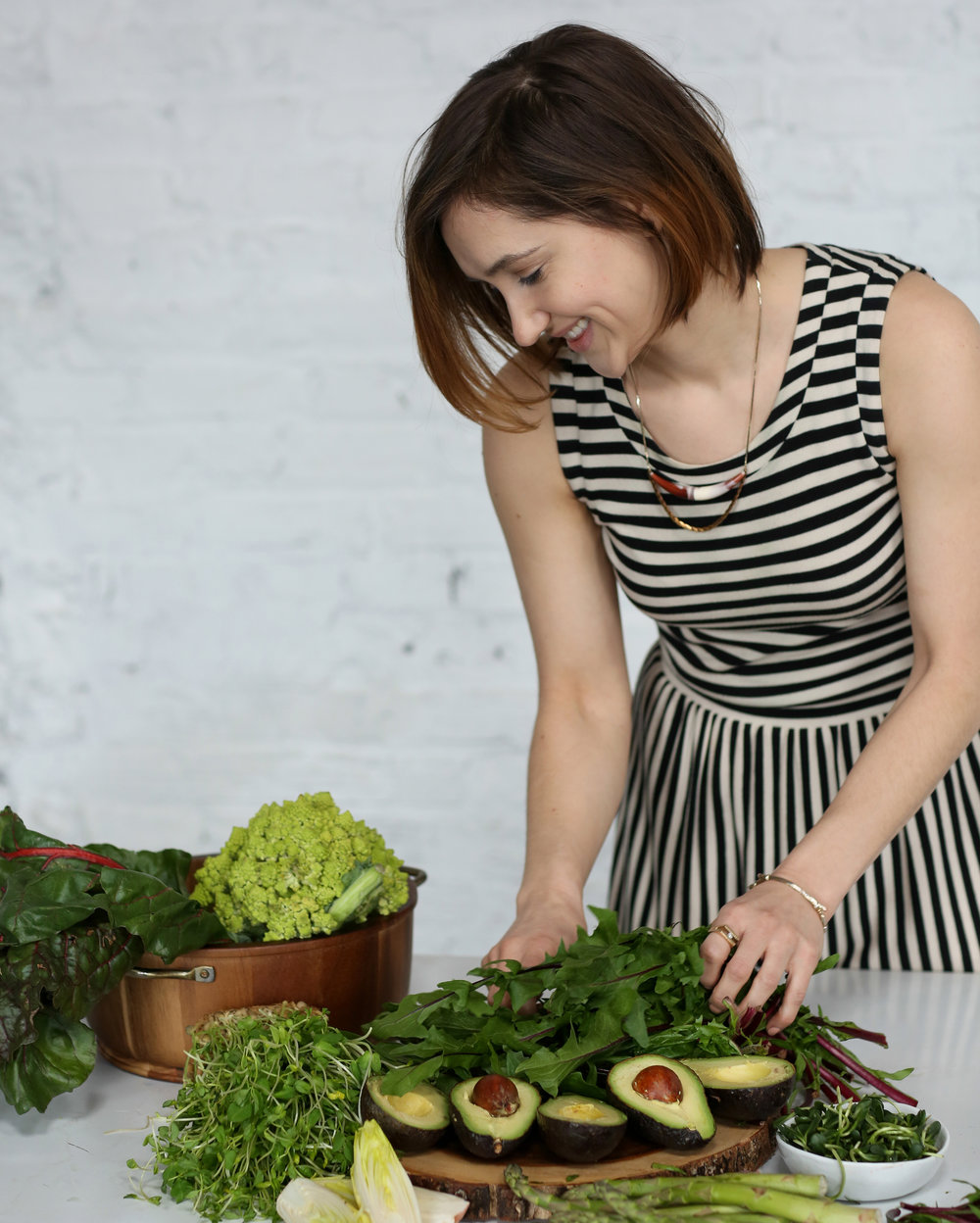 Changing Our Relationship with Food - WITH WELLNESS COACH AMANDA SKRIP