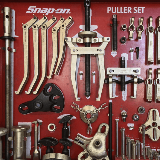 ruffner transmission tool set for repairs