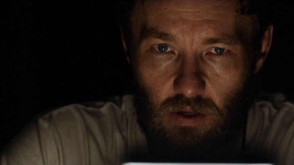 Joel Edgerton in IT COMES AT NIGHT.