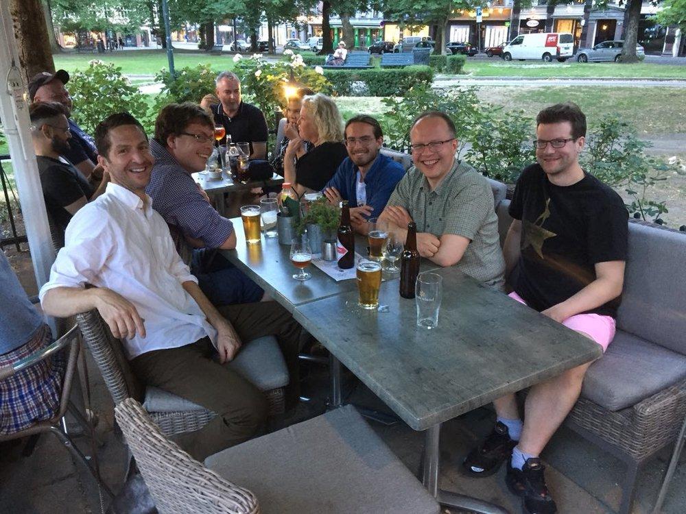 Josh Larsen's Olso Meetup