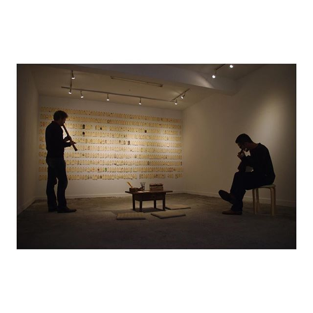 On my way to the Kochi Prefecture tomorrow and am reminiscing on the last Reason show at the Sawaman Gallery. The space had beautiful acoustics and friends and I would have band practice in the gallery while the show was up. A bit like playing in a cave. Filled with joy as I prepare to return to this special place 🙏🏽
