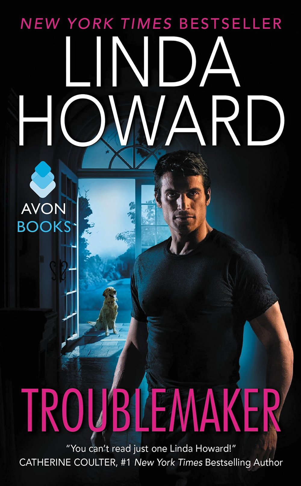 "The Lastest from Linda  - ""Romantic suspense queen Howard makes a welcome return with her marvelous new book, Troublemaker. This is vintage Howard, with all the wonderful characterization [...] slow-burn passion and dangerous action a reader could ask for! There is a reason Howard remains such a superstar - she always delivers!"" — RT Book Reviews (top pick)"