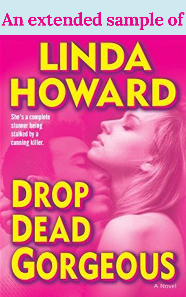 This time, no one will be watching Blair's back when she sets out to get the drop on her would-be killer–before whoever it is finally drops her. - The