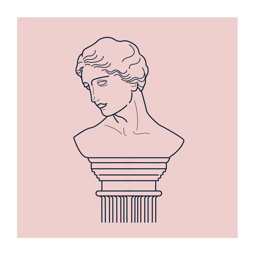 Plinth Girl