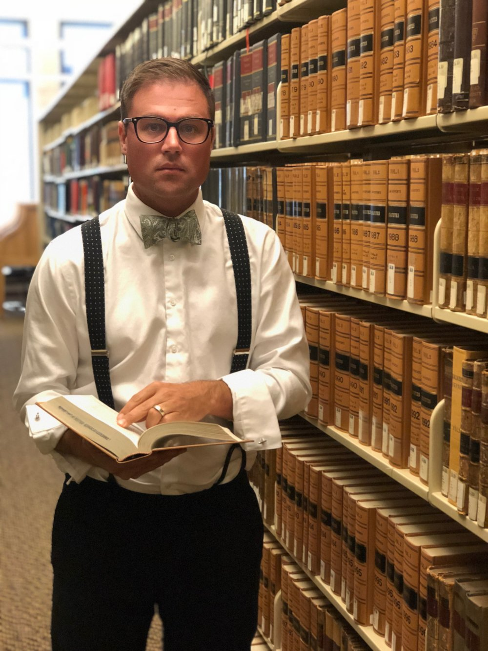 Weston William Bohall - Attorney of LawMasters of Taxation