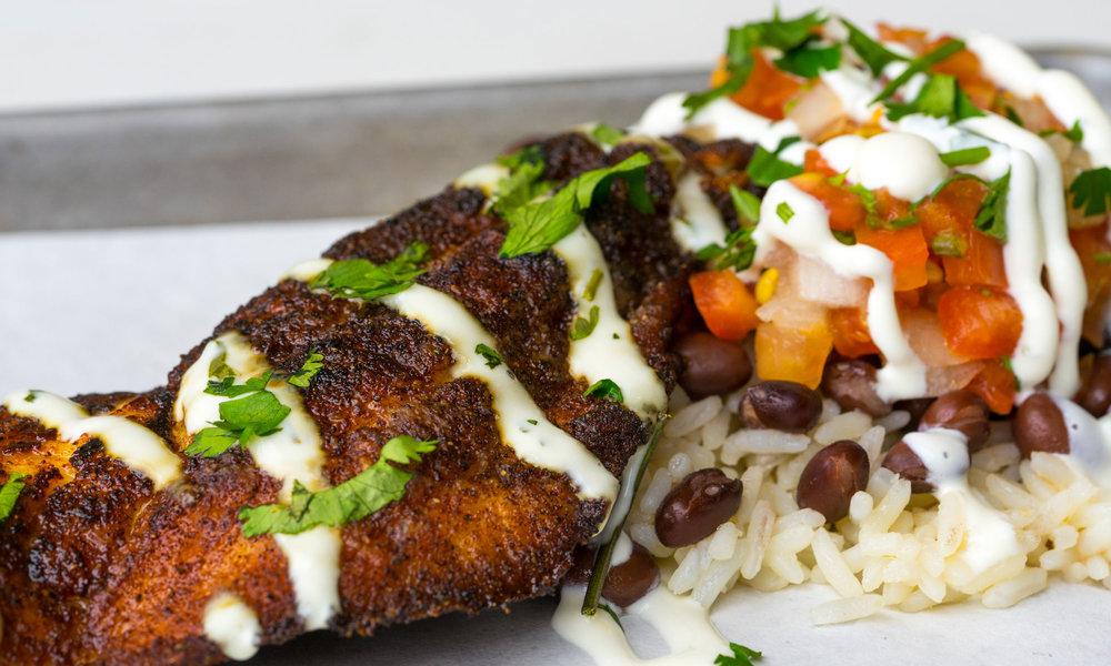 Clearwater Beach Restaurants Badfins Food Brew