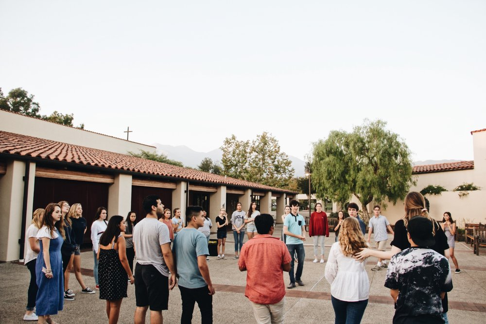 LIFE NIGHT - Life Nights are topic-based nights that dive deeper into the heart of God and our relationship with Him. Join us for food, fun, faith, and community. Sundays 6-8PM in the Youth Room.