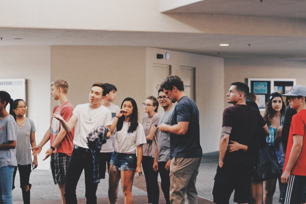 REFUEL - REFUEL is an opportunity for teens to gather for a reflection on the weekend's Gospel through reflection and prayer. REFUEL is every Wednesday from 6:30-8 in the Youth Room.