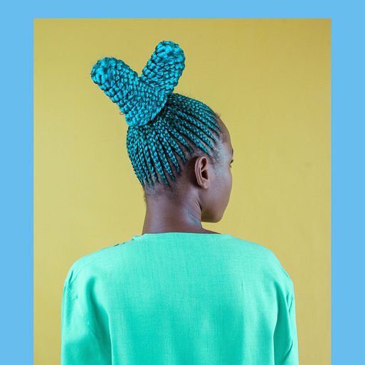 In absolute awe of the photographs by J.D. Okhai Ojeikhere as she celebrates African hairstyles ✨
