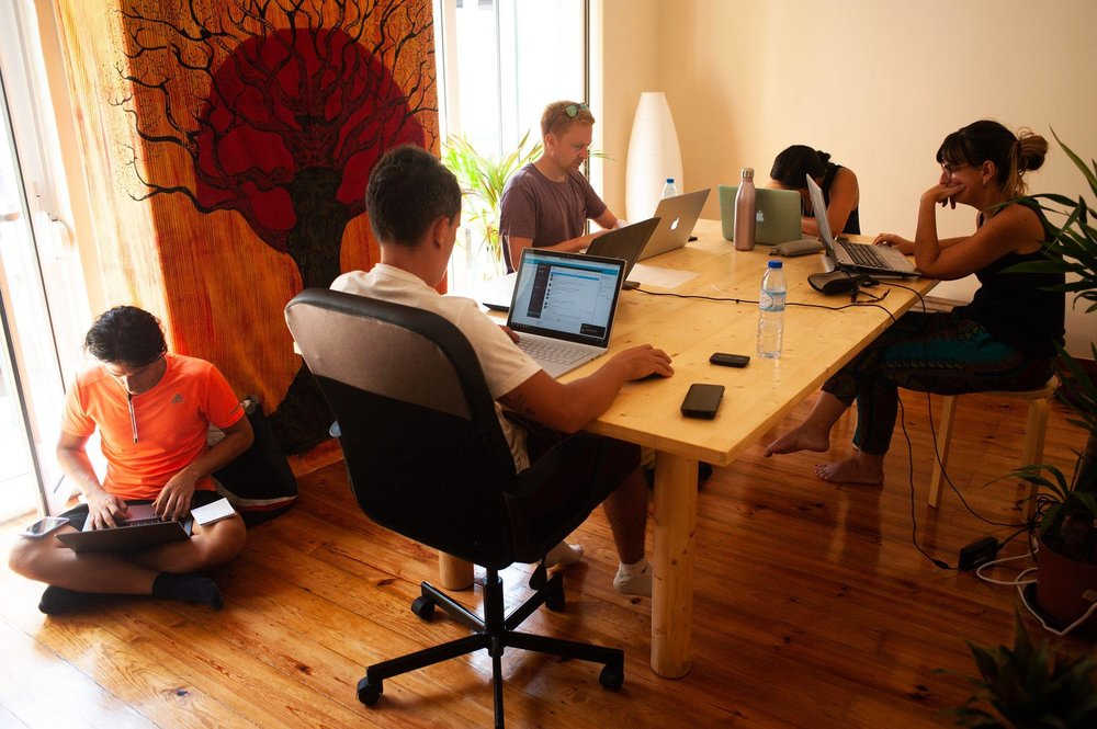 Coworking sessions