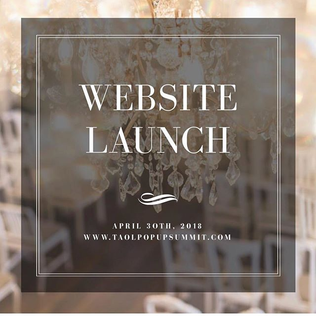 "The website for ""The Art Of Luxury Event Planner Summit"" Website is launching TODAY! . If you are looking for more information on this event, Go Visit the Site Now —-  link in my bio! . If you are interested in becoming a speaker, submit your application on the site! We can't wait to speak to you! . Looking to feature your work as an vendor of the TAOL Pop Up Summit, submit your application on the website!There will only be 15 vendors featured, so don't delay — submit your app now! . Looking to join us and learn from the best of the best in the events industry here locally and nationally? Visit the site for tickets now!!! . . .  #eventplanner #eventdesign #weddingplanner #eventdecor #eventplanning #wedding #event #partyplanner #love #events #weddingdesigner #eventstylist #weddingplanning #eventstyling #eventlife #design #designer #eventproduction #corporateevents #eventprofs #destinationwedding #weddings #weddingdesign #weddingdecor #luxurywedding #backdrop #party #bride #kidsparty #florist"