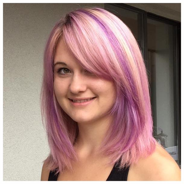 Pink Hair! -