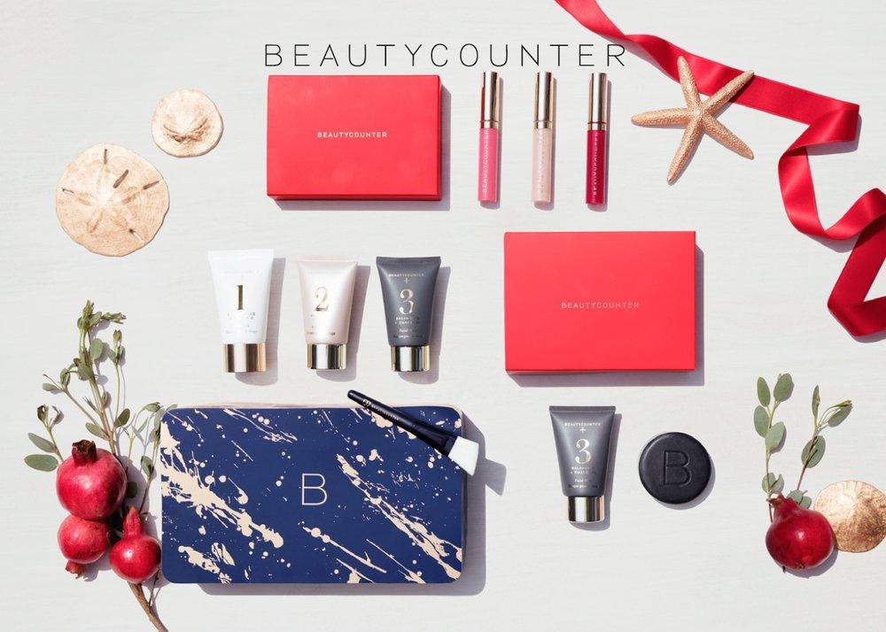 Cassie's Beautycounter Holiday Favorites! - November 2017
