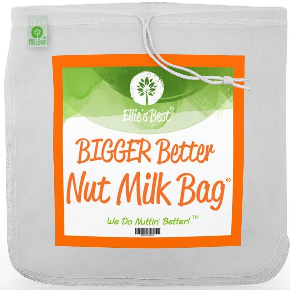 Ellie's Best Nut Milk Bag