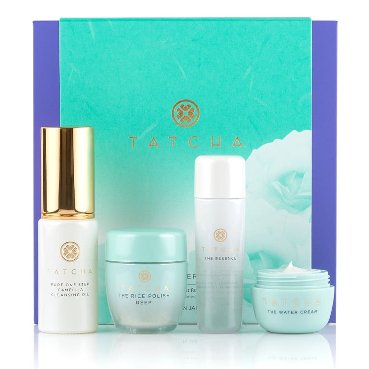 Tatcha - The Starter Ritual Set - Balancing for Normal to Oily Skin -$59