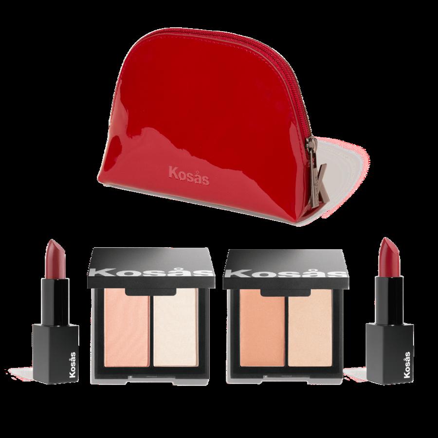 Kosas - Alter Ego Color Spectrum Cosmetic Set - $122